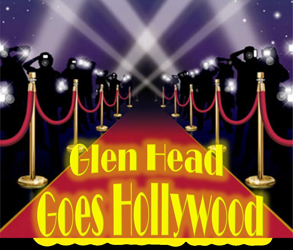 Red carpet scene. Glen Head Goes Hollywood